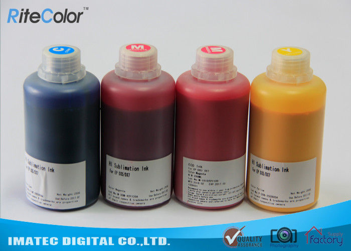 1 Liter Sharp Sublimation Printing Ink Compatible Piezoelectric Printhead Inkjet Epson Printers