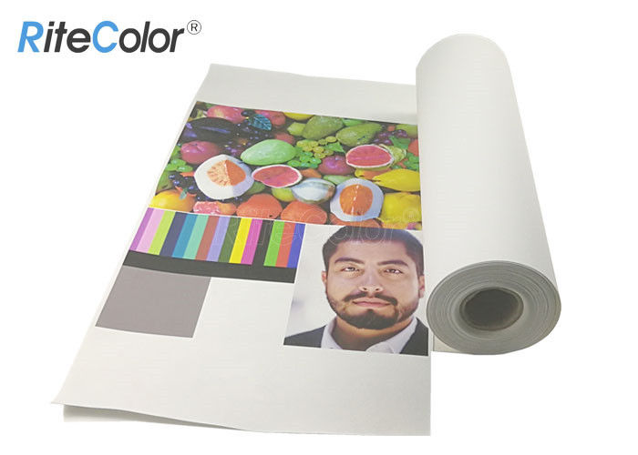 260gsm Printable Matte Aqueous Artist Polyester Canvas Rolls Inkjet 24 Inch