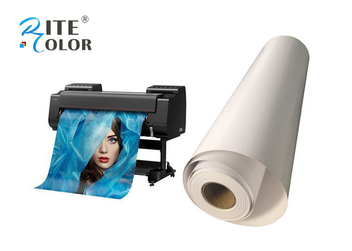 260gsm Rc Glossy Photo Paper Resin Coated Waterproof For Pigment Ink Printing