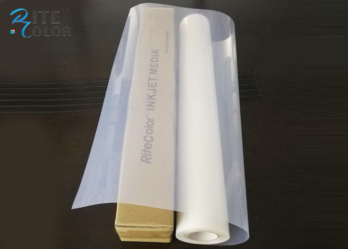100 Micron Inkjet Screen Printing Film